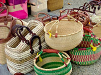 Baskets from Vaison la Romaine